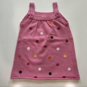 NWT Gymboree Girls 18-24m Tank Sweater Dress NEW
